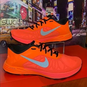 Nike LUNARLAUNCH Athletic Running Shoes Size 11.5